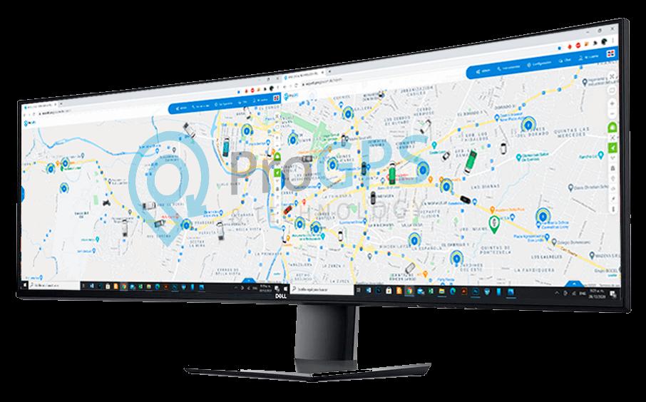 ProGPS - Seguimiento en tiempo real